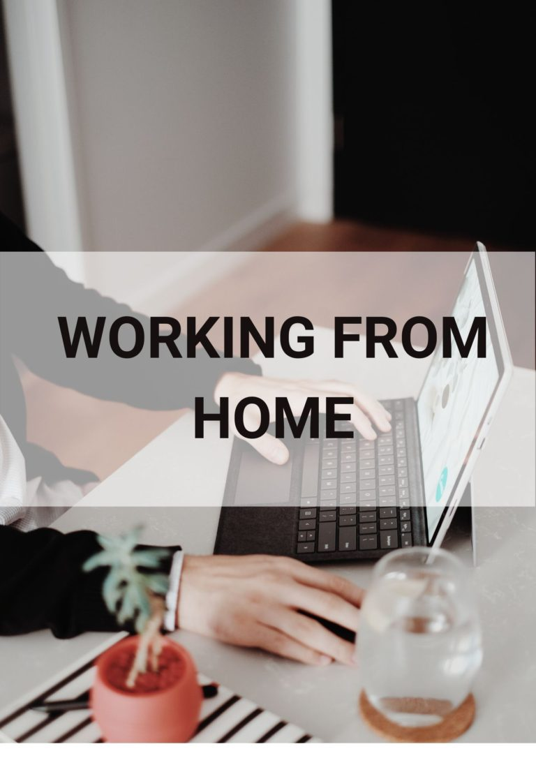 Working From Home (2)