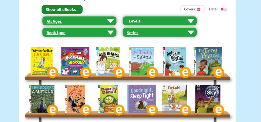 Situs baca online anak-anak